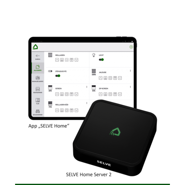 Сервер умный дом Commeo Selve Home Server